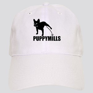 FRENCHIE [pee on] PUPPYMILLS Cap